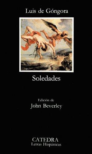 Soledades (Letras Hispánicas)