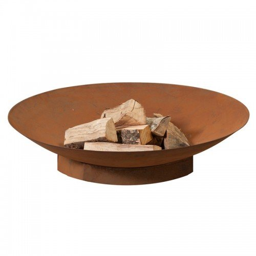 2L Home and Garden Feuerschale (Ø 80 cm, Corten)