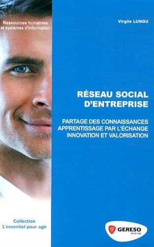 Réseau social d'entreprise par Virgile Lungu