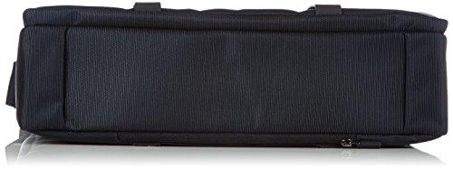 Porsche Design Cargon 2.5 BriefBag M2, Borsa a mano uomo grigio Grau (dark grey 802) 40x30x11 cm (B x H x T) Blu (Blau (dark blue 402))