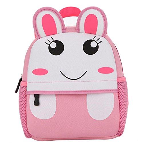 Tasche, feiXIANG Kinder Cartoon Schule Taschen B