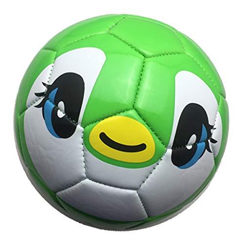 CUTICATE Niños Fútbol Pingüino Suave Impresión