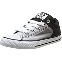 Converse Chuck Taylor High Street - Zapatillas de Deporte de canvas Infantil