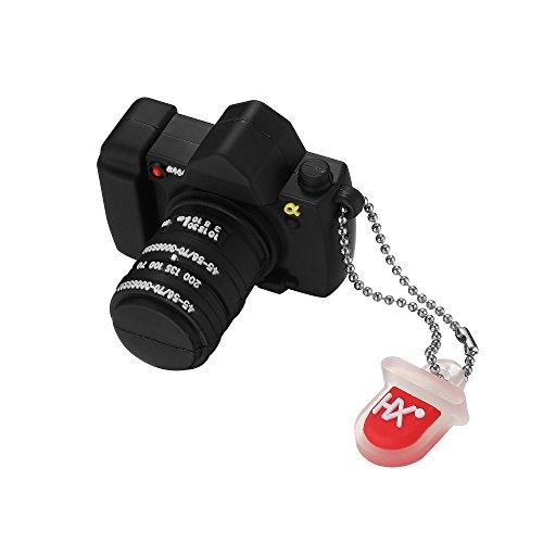 Leaders 8 gb/16 gb/32 gb usb 2.0 ad alta velocità a forma di fotocamera flash storage unità di memoria flash pendrive regolo 8 gb