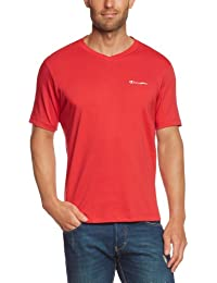 Champion Men's T-Shirt à col en V