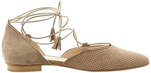 Gabor Shoes Fashion, Ballerine Donna Marrone (walnut 18)