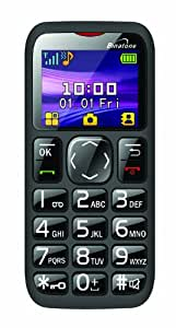 Binatone SM300 Big Button GSM Mobile Phone (discontinued by manufacturer)