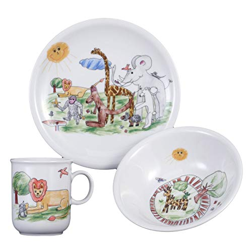 Seltmann Weiden 001480839 Vajilla Infantil, Porcelana,, 21