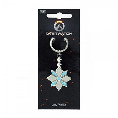 Preisvergleich Produktbild Overwatch - Metall Schlüsselanhänger - Mei - Logo