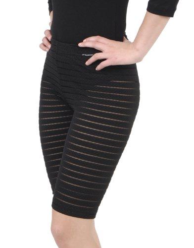 Minimum Melizza Shorts Black Black