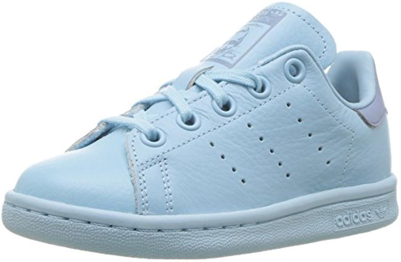 adidas originaux garçons stan blanc smith c, chaussure, blanc stan / Blanc  / équipeHommes ts nous le petit bleu, 2 moyenne 2d3f80