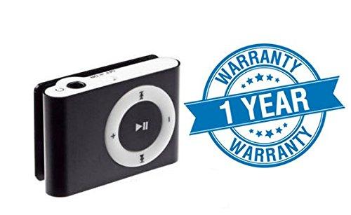 Twogood Mp3 Shuffle With Audio Music Player/FM Radio & TF Card Slot