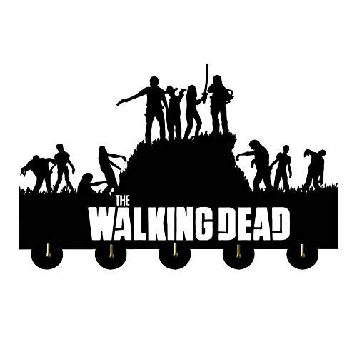 ANMY The Walking Dead wurde exklusiv für Navidad Regalo und Sombrero Gancho de Llave/Perchero/Gancho de pared ausgewählt und für Cocina Baño Gancho de toalla verwendet