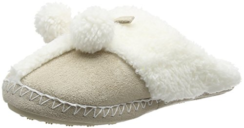 totes-women-ladies-suedette-mule-open-back-slippers-beige-natural-m-uk-38-39-eu