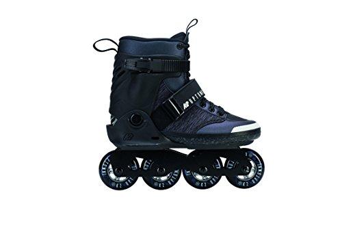 K2 Uptown Inline Skates, Schwarz, 8 US (8 Aggressive-skates)