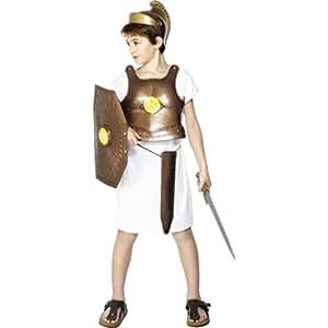 Armure de Romain pour enfant armure de chevalier bronze pour enfants à partir de 3 ans Moyen-âge guerrier déguisement chevalier set tenue déguisement