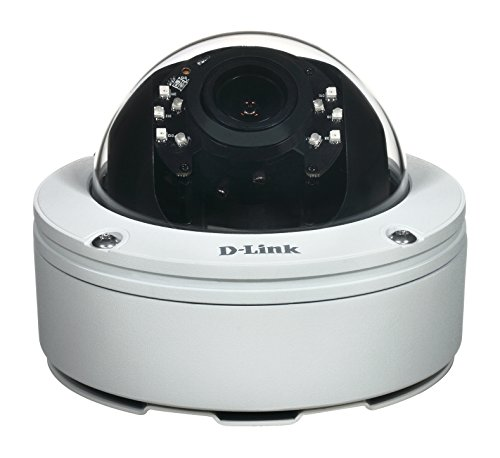 Image of D-Link DCS-6517 5 Megapixel Varifocal Outdoor Dome Netzwerk Kamera