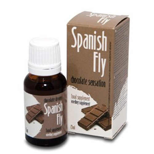 Spanish Fly - Spanische Fliege - Aphrodisiakum - Chocolate Sensation - 15 ml (Fly Spanisch)