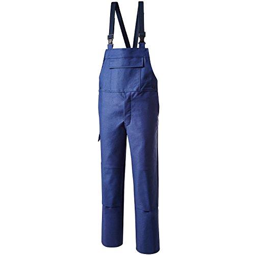 Pionier 2795-64 PSA-Schweisser-Schutzkleidung Latzhose, Marineblau, Size 64
