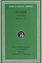 The Odyssey: v.1: Vol 1 (Loeb Classical Library) Hardcover