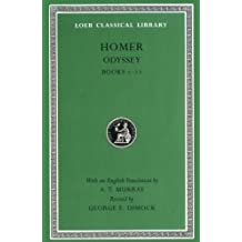 The Odyssey: v.1: Vol 1 (Loeb Classical Library)