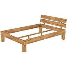 suchergebnis auf f r bett 140x200 holz. Black Bedroom Furniture Sets. Home Design Ideas