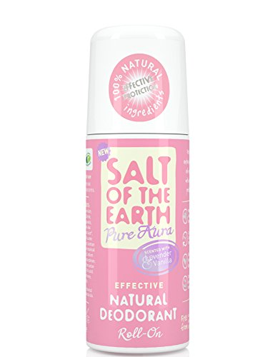 Salt of the Earth Deo Roll-on Lavendel und Vanille, 127 g -