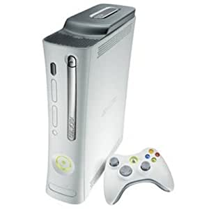 Xbox 360 - Konsole mit 20 GB Festplatte & Wireless Controller + HDMI-Port
