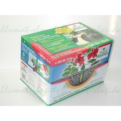 WENINGER 31006 Tropf-Blumat Bewässerungs-Set Garten Tee-set