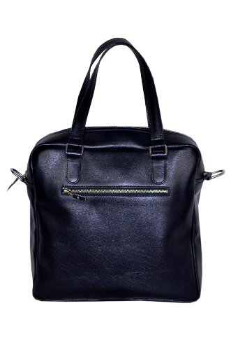 Smart Range, Borsa a spalla donna Black