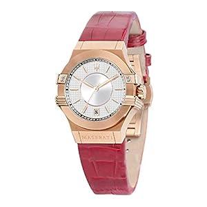 Reloj para Mujer, Colección Potenza, Movimiento de Cuarzo, Solo Tiempo