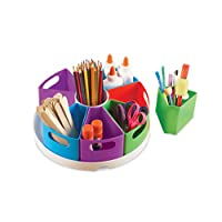Learning Resources (UK Direct Account LER3806 Create-A-Space Storage Center, Multicoloured