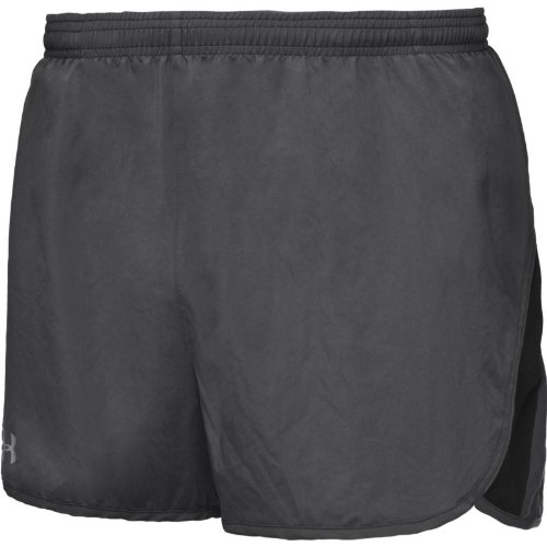 Under Armour Draft (Under Armour Draft 3' Short - kurze Laufhose, Größe:XXL; Farbe:graphite)