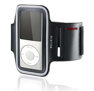 Belkin F8Z377eaKG Brassard Sport pour iPod nano Noir/Argent