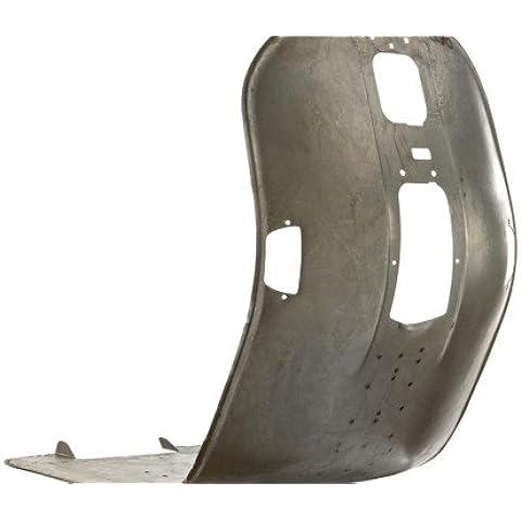 Riparazione Teglia SIP Targa gamba & Tritt Teglia per Vespa PX80–20 - Verniciato Modanature Laterali