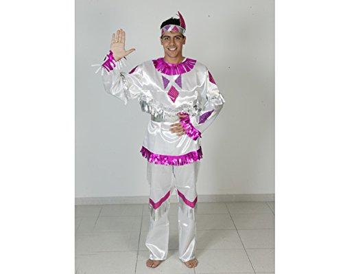 Kostüm Erwachsenen Für Indischen - indischen Kostüm Erwachsene Größe Unica