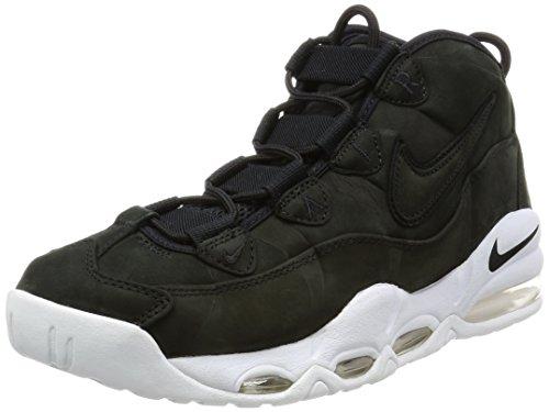 Nike , Herren Sneaker white pure platinum white 100 42.5 EU black white black 005