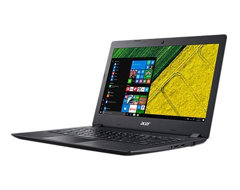 Acer Aspire A315 Laptop (Windows 10, 4GB RAM, 1000GB HDD) Black Price in India