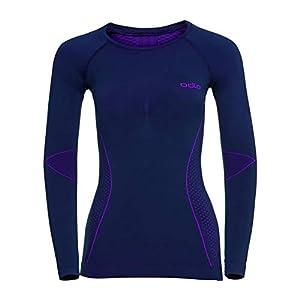 Odlo Shirt L/S Crew Neck Evolution Kühltasche, Damen