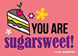 Postkarte Forbetter your English 042b You are sugarsweet!