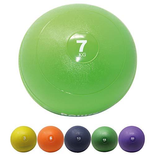 POWRX Slam Ball 3-20 kg - Ideal Entrenamiento