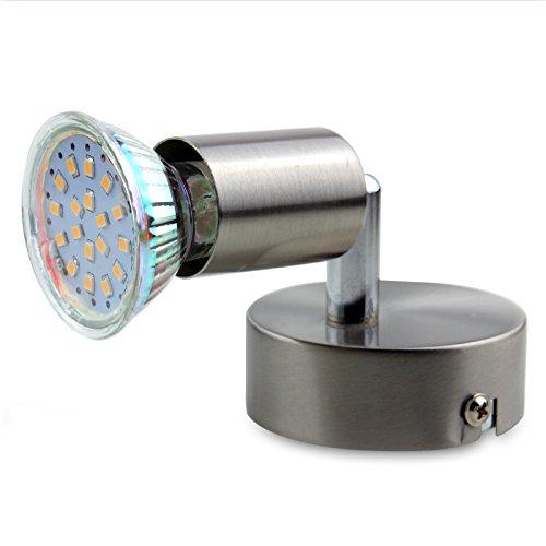 sistema-di-faretti-spot-led-da-soffitto-compreso-di-1-lampadine-nichel-di-raso-led-gu10-da-55-wattef