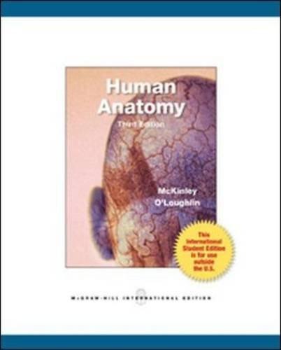 Human Anatomy by Michael P. McKinley (2011-02-01)