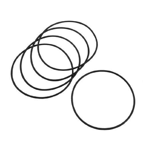 5Stück 70mm x 2mm Gummidichtung Ölfilter O-Ringe Dichtungen