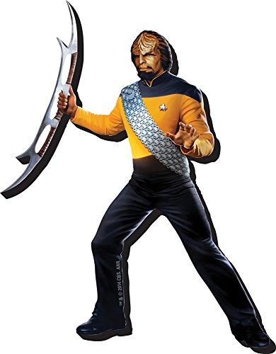 Aquarius Star Trek Next, Lieutenant Worf geschoben Magnet