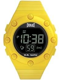 Everlast EV-506-002 - Reloj de pulsera unisex, color amarillo