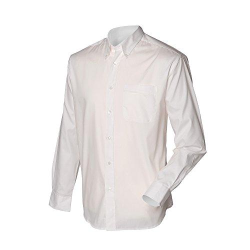 Henbury - Chemise à manches longues - homme Noir
