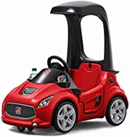 STEP2 TURBO COUPE FOOT-TO-FLOOR (RED) 779800 Rideon