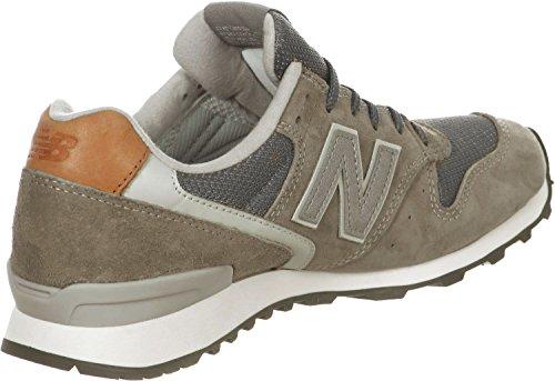 New Balance WR996GB Chaussures pour Femmes - Gris - Gris, 41.5 EU EU