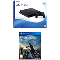 PlayStation 4 500 Gb D Chassis Slim + Final Fantasy XV Day One Edition